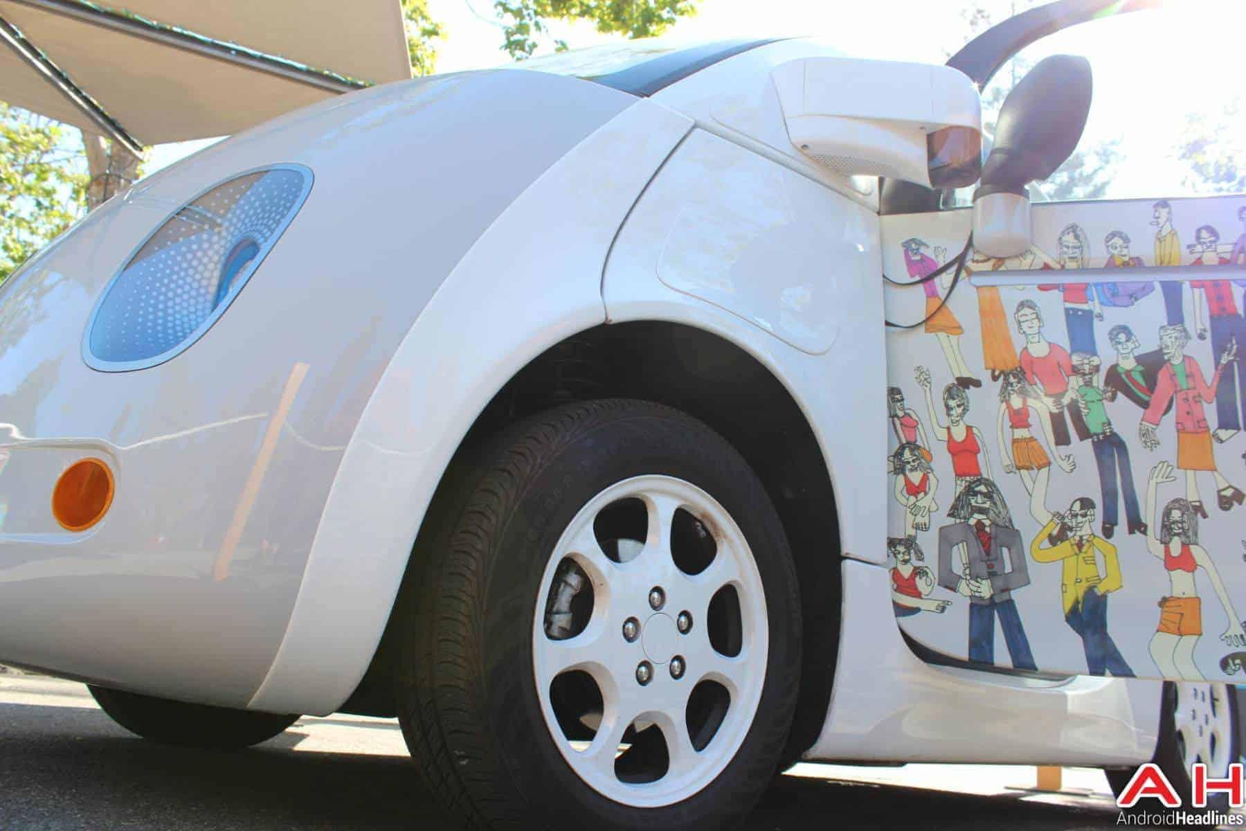 Google Self Driving Car IO AH 6
