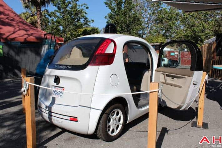 Google Self Driving Car IO AH 8