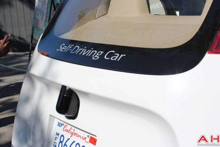 Google Self Driving Car IO AH 9