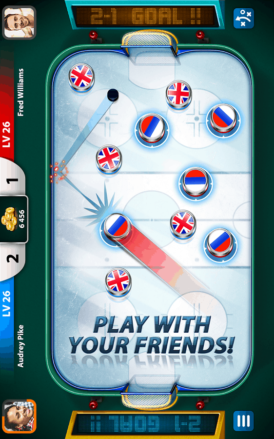 Hockey Stars game official image 2