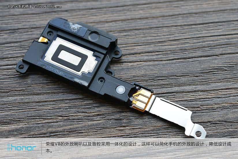 Huawei Honor V8 teardown 13