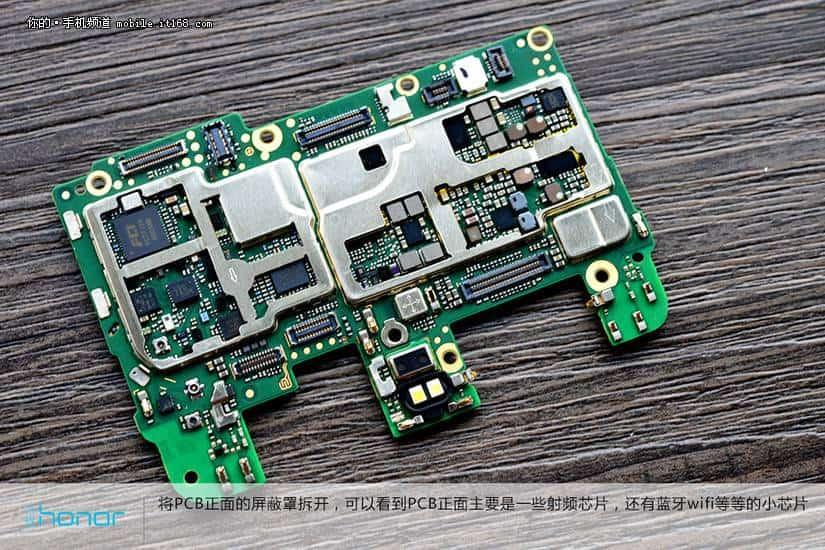 Huawei Honor V8 teardown 18