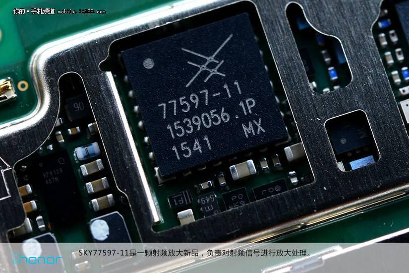 Huawei Honor V8 teardown 23