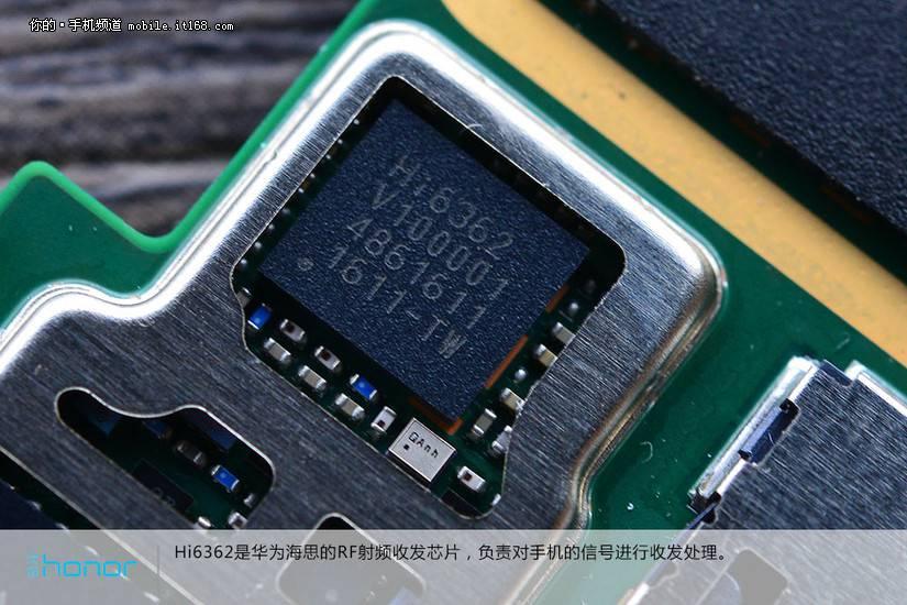 Huawei Honor V8 teardown 24