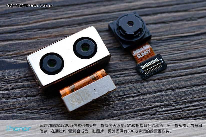 Huawei Honor V8 teardown 27