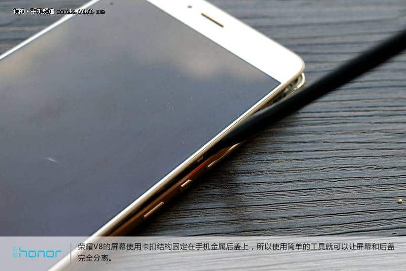 Huawei Honor V8 teardown 6