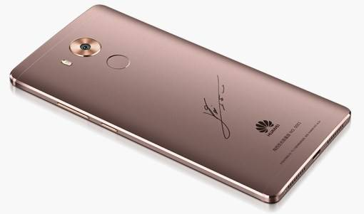Huawei Mate 8 Lionel Messi edition_1