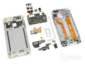 Huawei P9 iFixit Teardown 2 KK