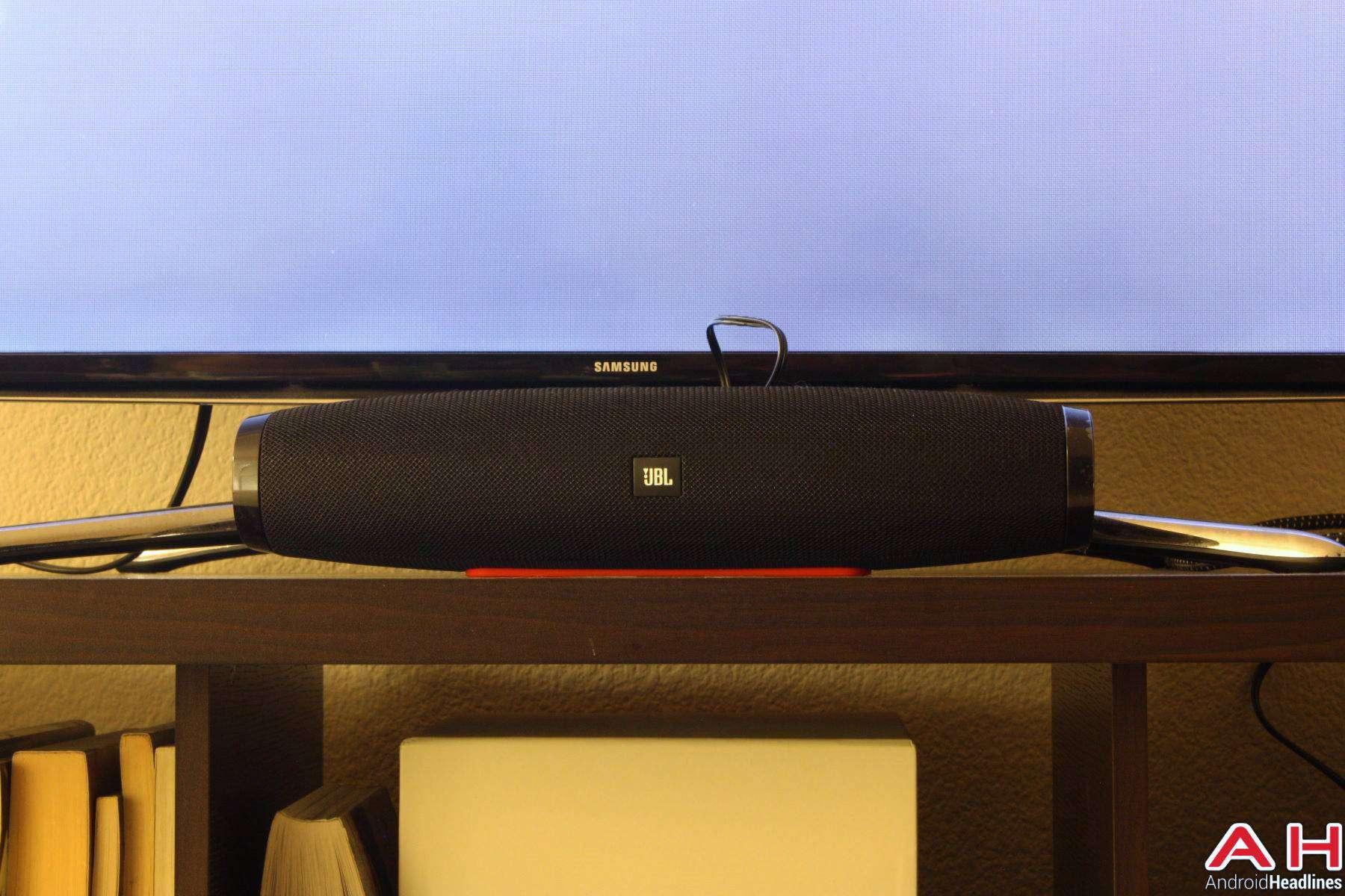 Review Jbl Boost Tv Compact Bluetooth Tv Speaker  # Modele Table Pour Television Kitea Avec Prix