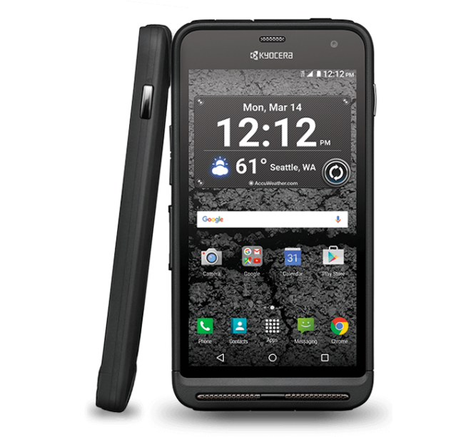 Kyocera Duraforce XD official render KK