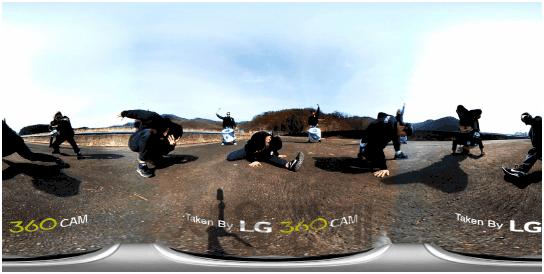 LG 360 Cam video KK
