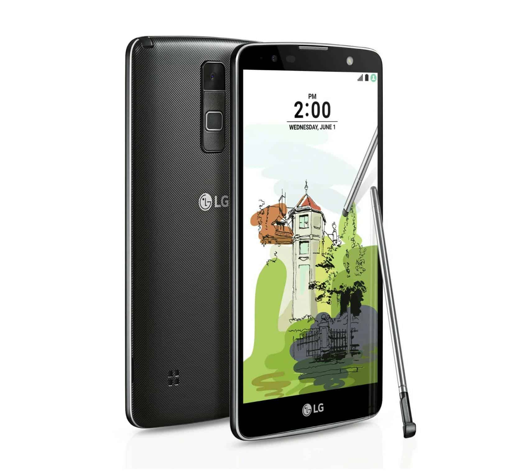 LG Stylus 2 Plus Phablet Unveiled With Improved Specs   Androidheadlines.com