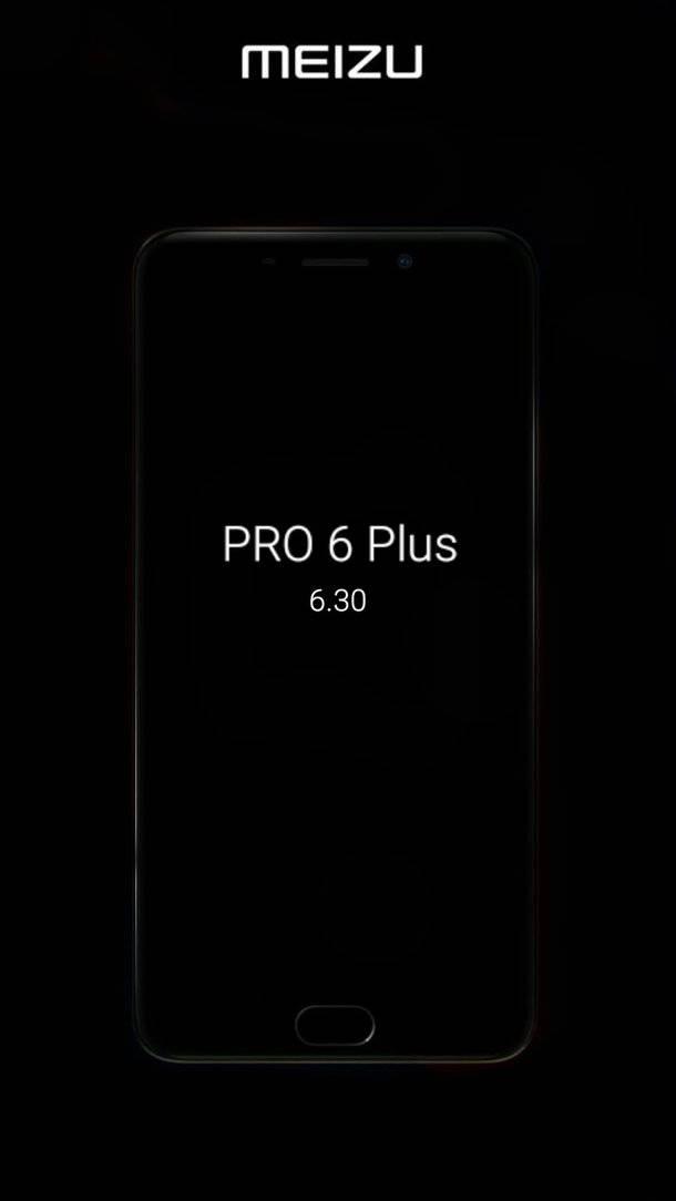 Meizu PRO 6 Plus leak 1