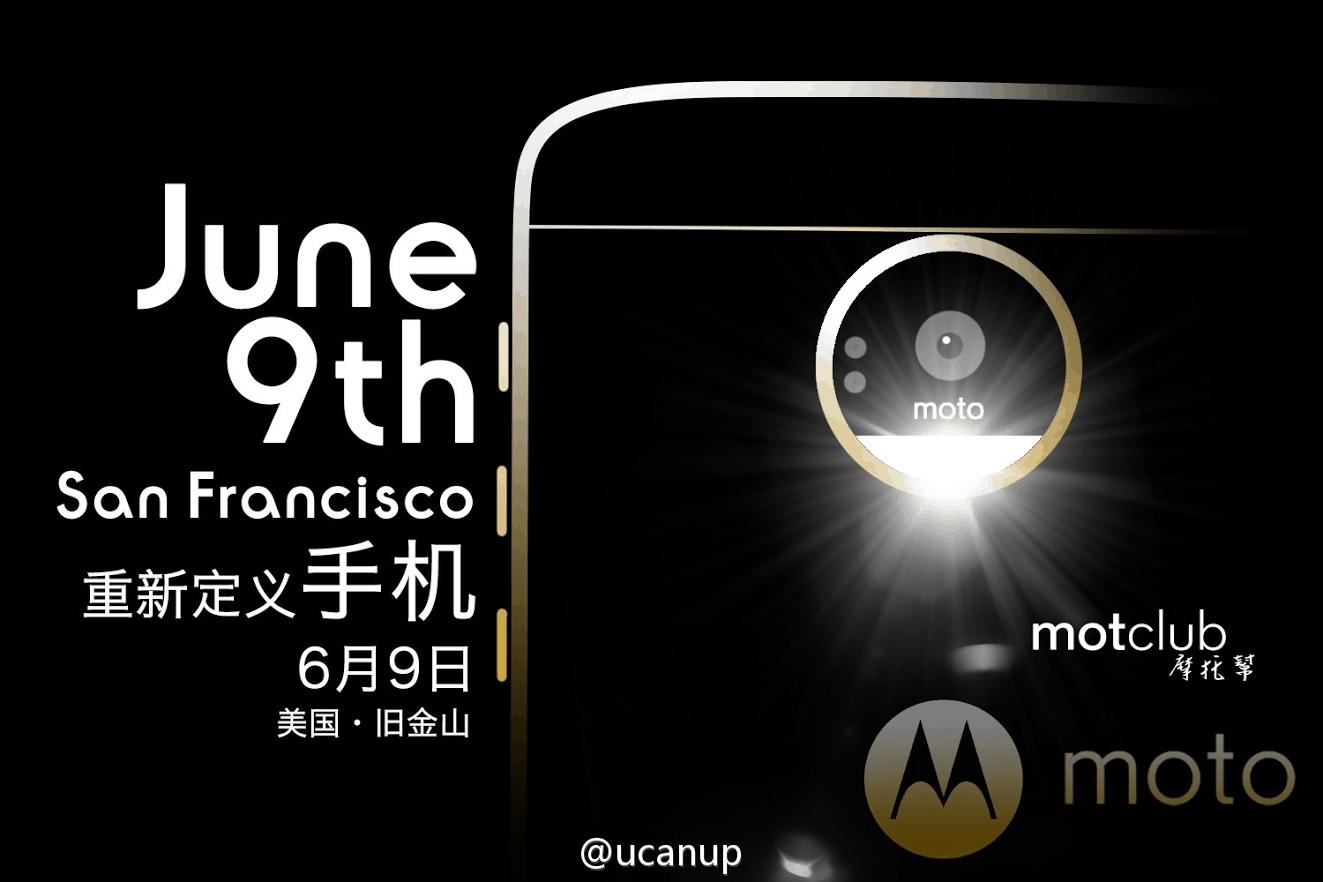 Moto Z Reveal Date GooglePlus