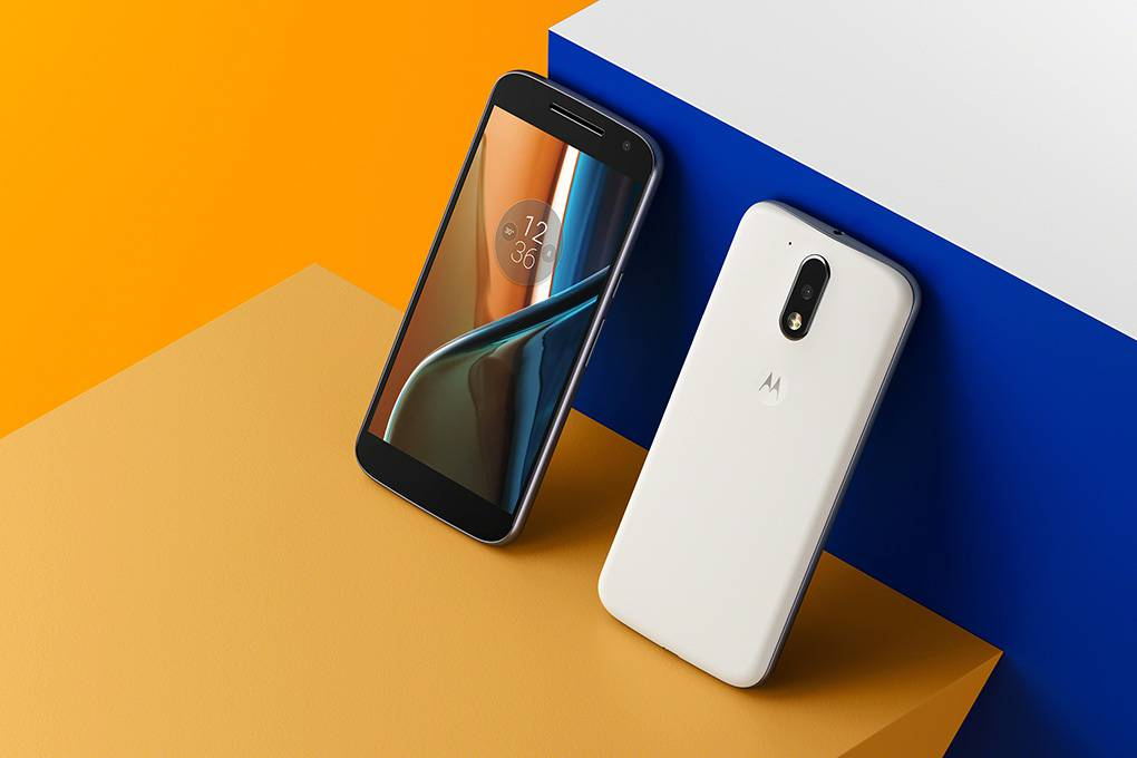 Motorola Moto G4 and Moto G4 Plus 2