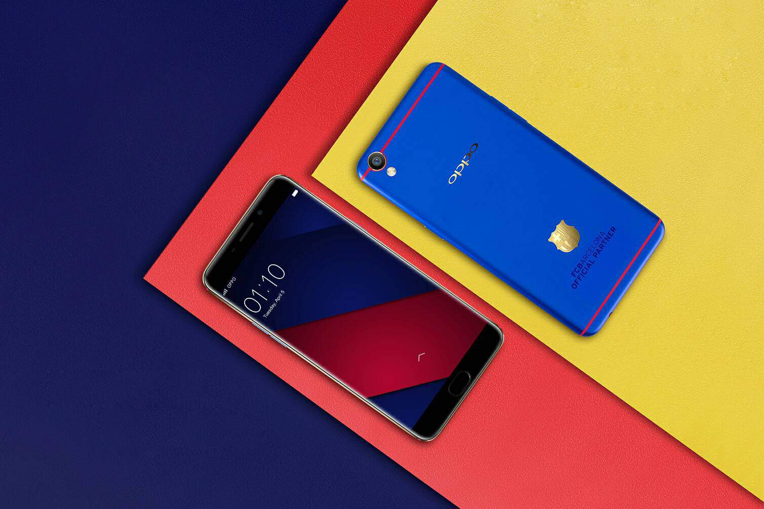 OPPO F1 Plus FC Barcelona Edition_2