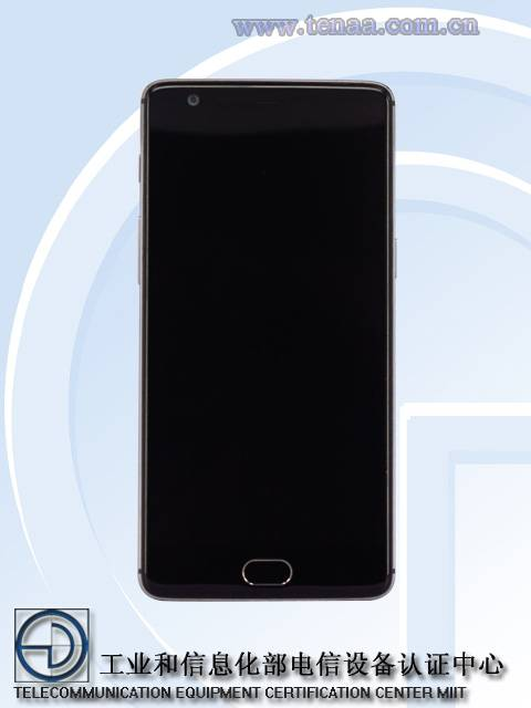 OnePlus 3 TENAA 1