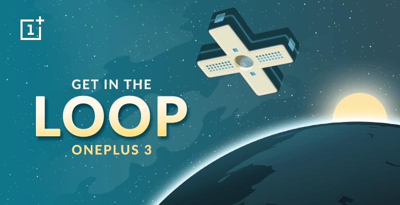 OnePlus 3 Loop Launch 1