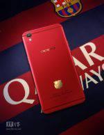 Oppo R9 FC Barcelona edition leak_1