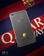 Oppo R9 FC Barcelona edition leak 2