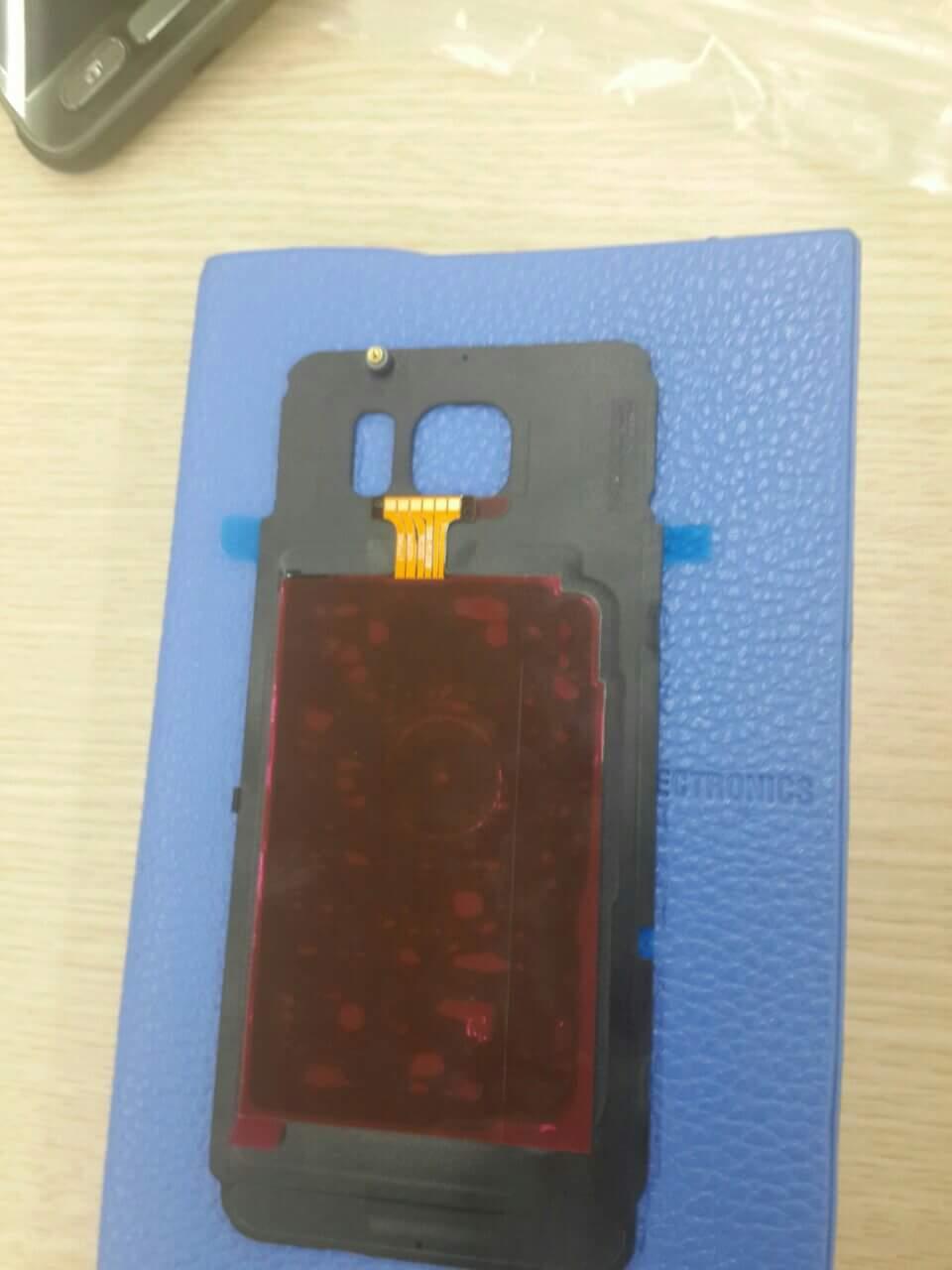 Samsung Galaxy S7 Active leak 5 KK
