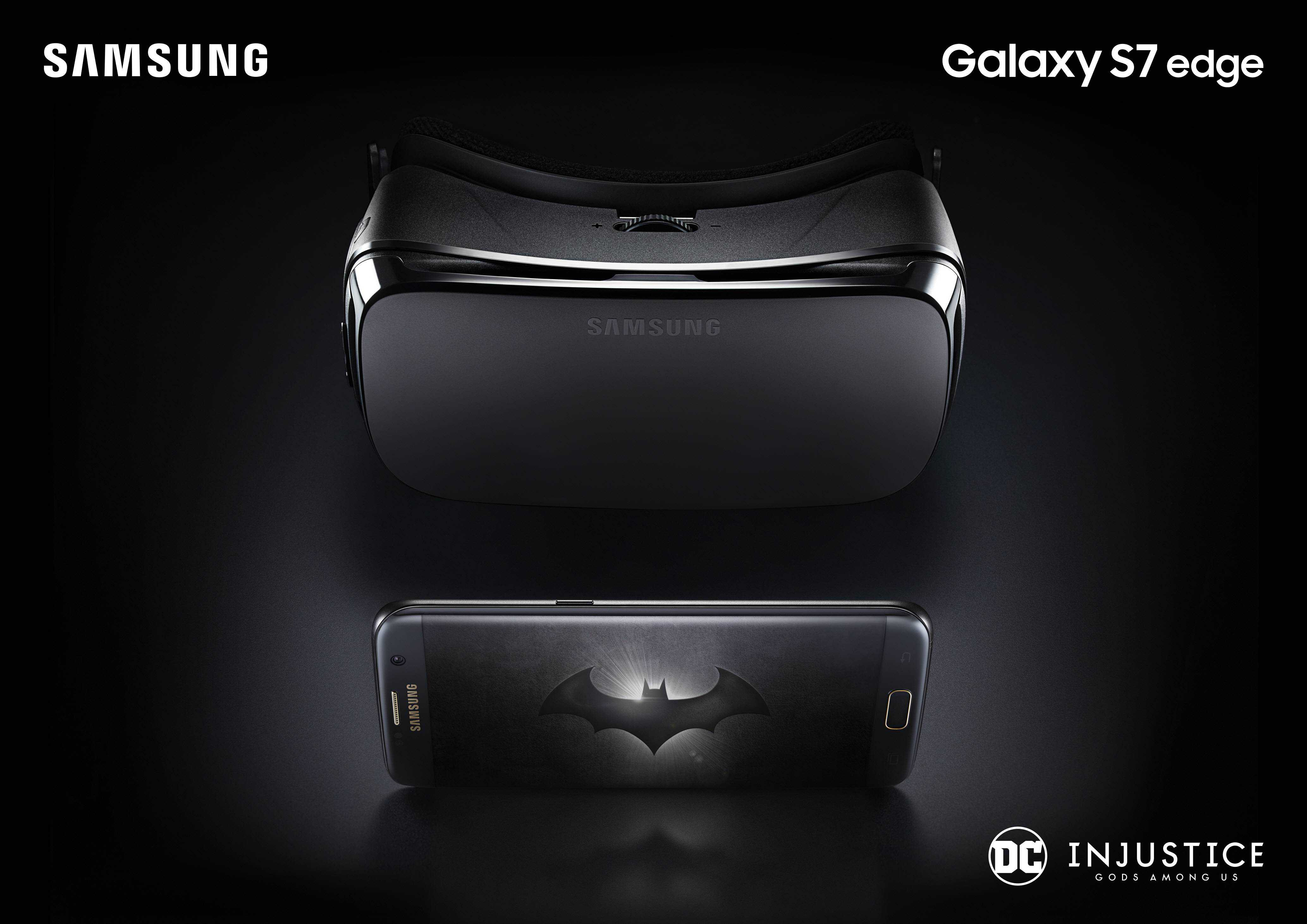 Samsung Galaxy S7 Edge Injustice Edition 5