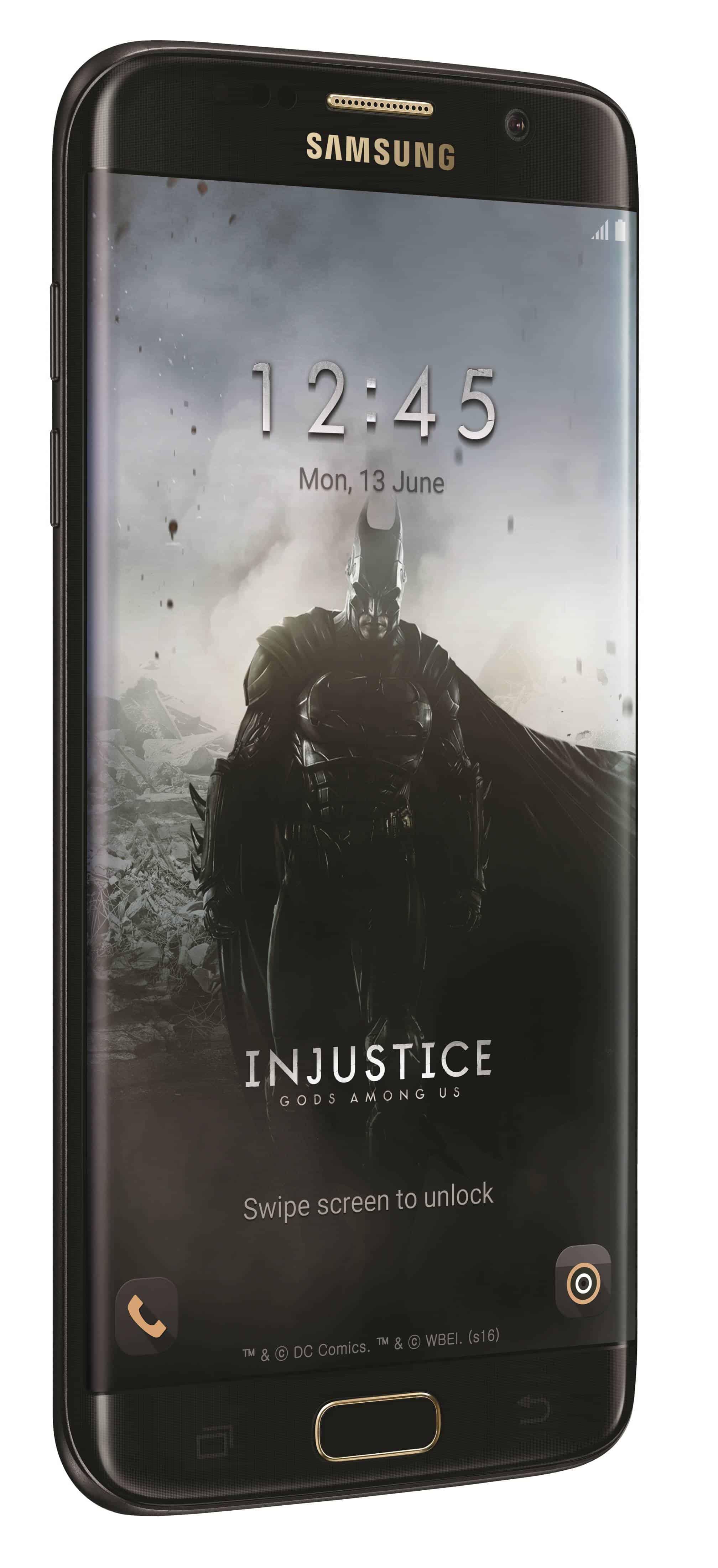 Samsung Galaxy S7 Edge Injustice Edition 7