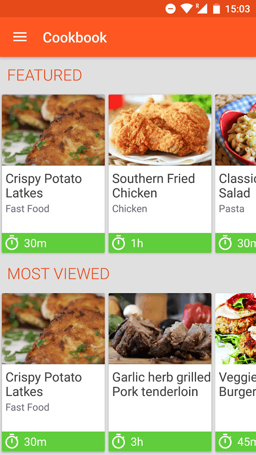 Secret recipes app will help you become a better cook android news in case youd like to take a closer look at the apps design before you download it check out the image gallery down below forumfinder Image collections