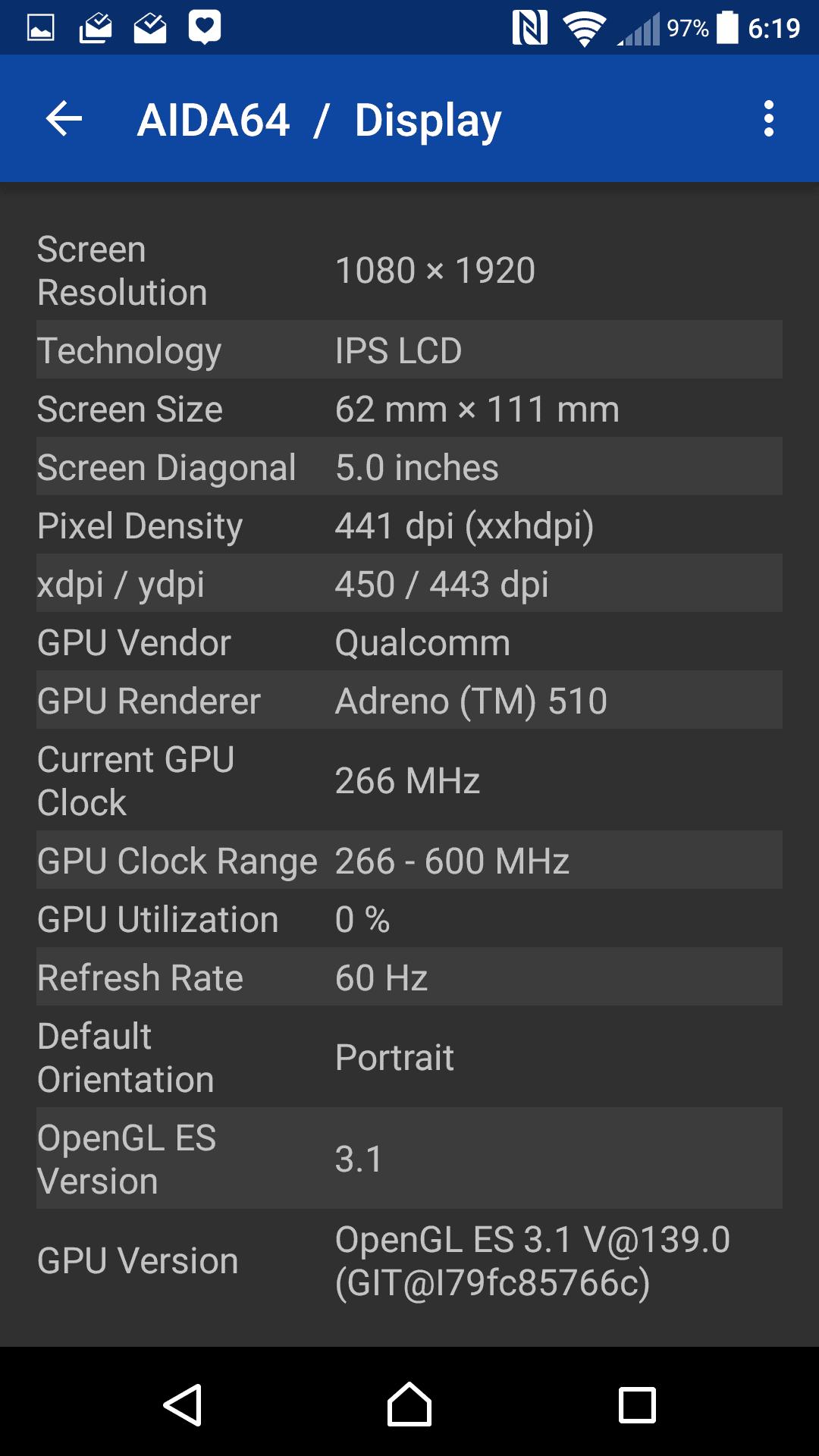 Sony Xperia X specs 04