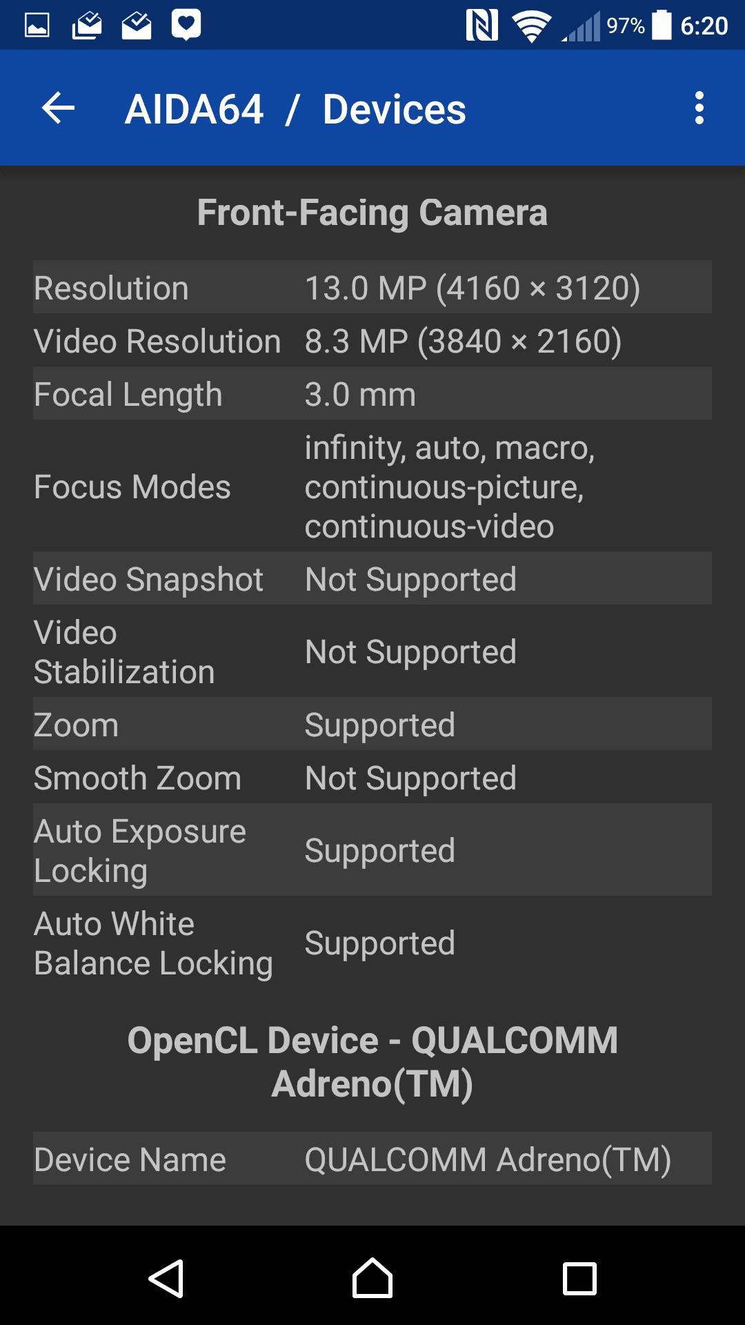 Sony Xperia X specs 07