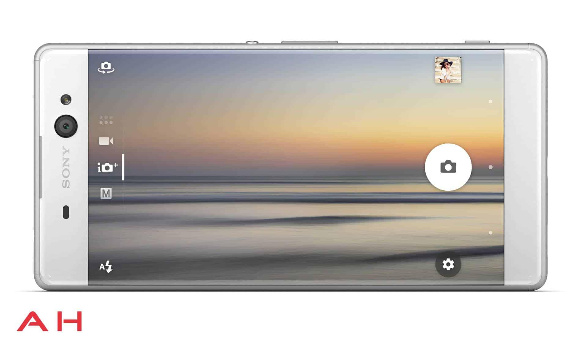 Sony Xperia XA Ultra Press AH 4