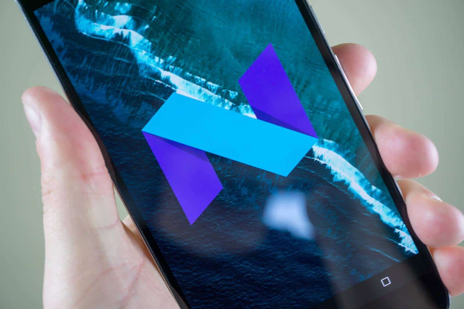Android N Animations Shown off in Slow Motion ...