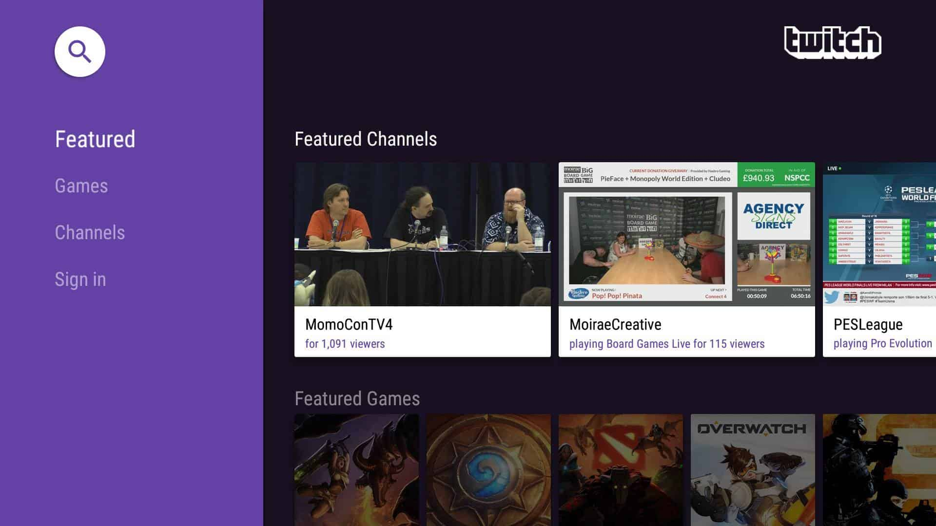 Twitch ATV