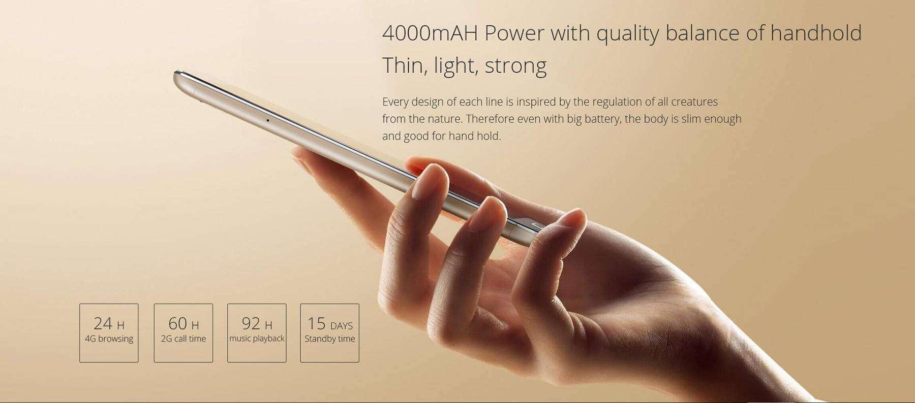 Umi Touch X GB 06