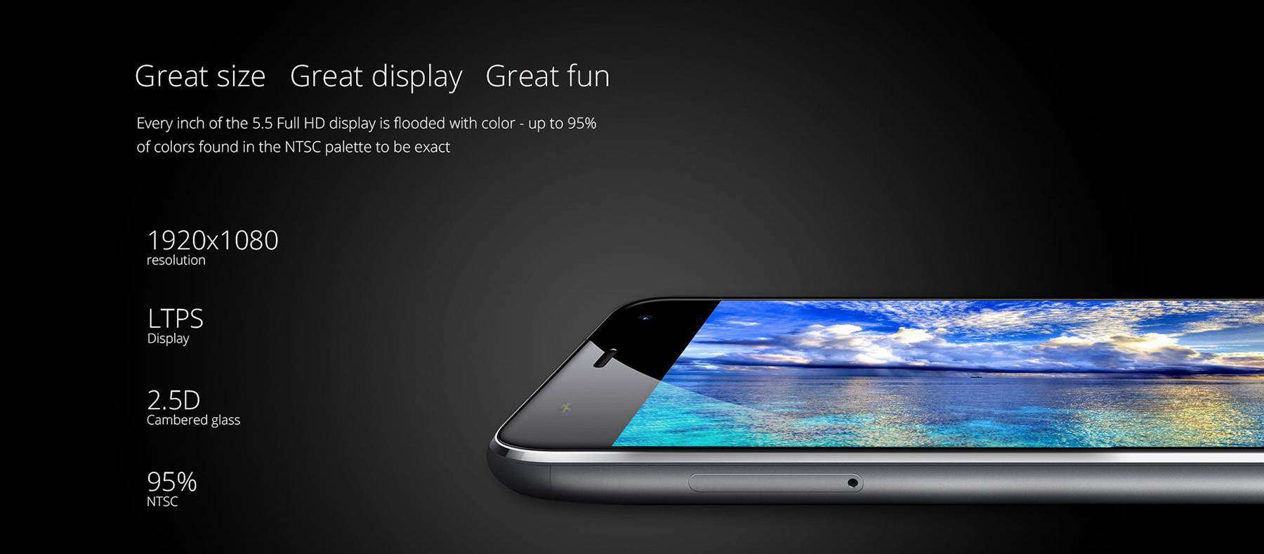 Umi Touch X GB 08