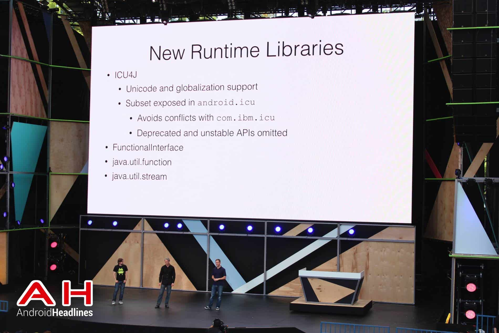 Whats New in Android Google IO AH 21
