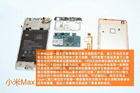 Xiaomi Mi Max teardown 23