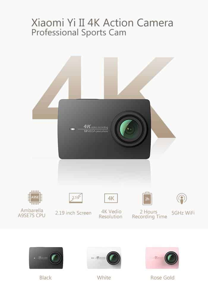 Xiaomi Yi Action Camera 2 02