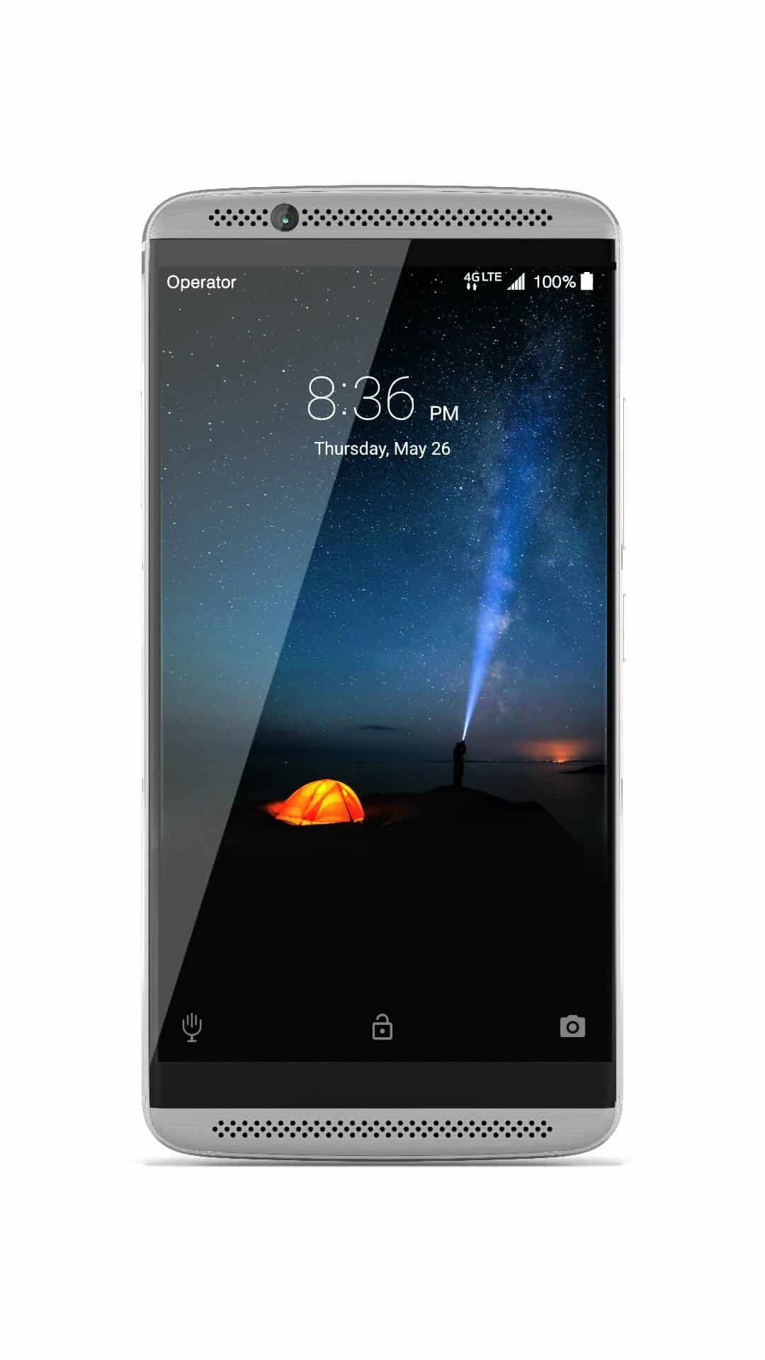 zte axon a1g122 Nougat operating system