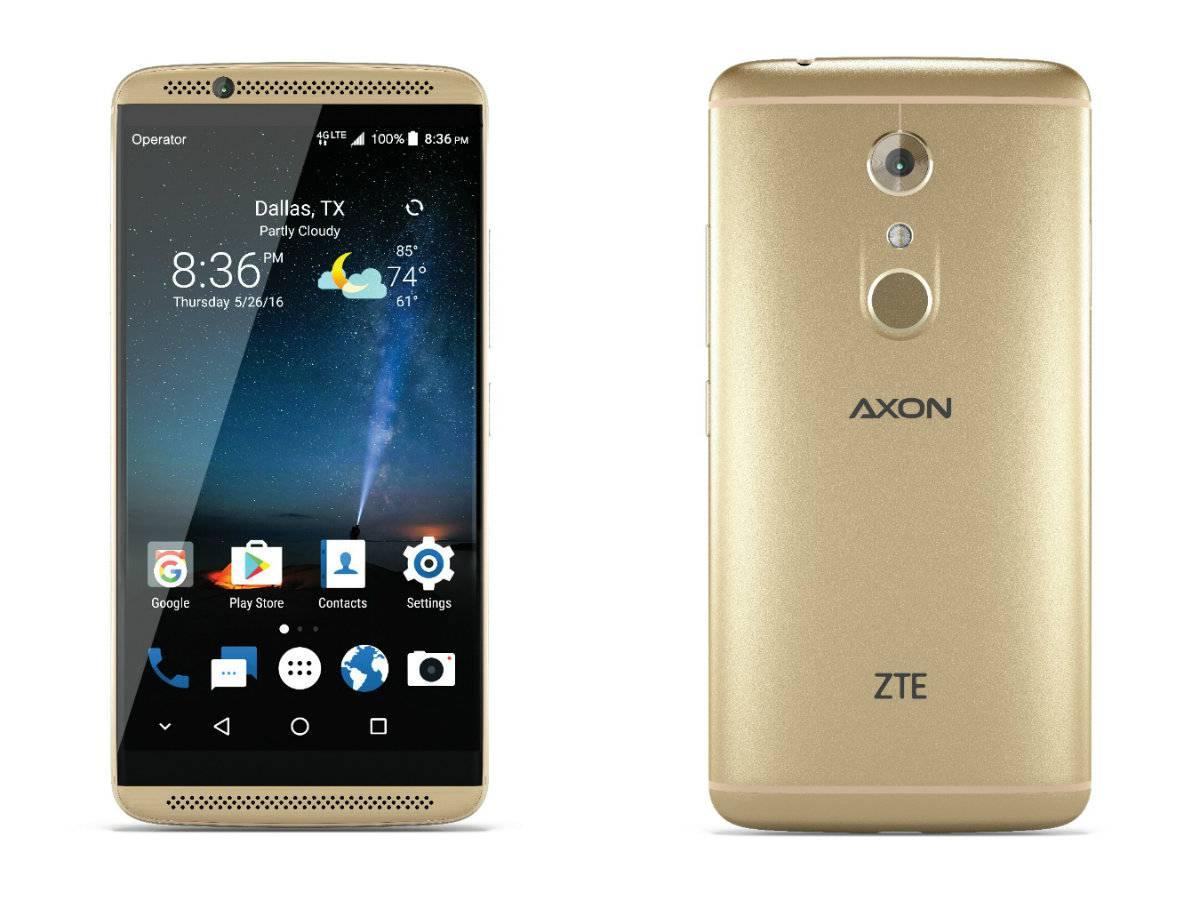 ZTE AXON 7 21