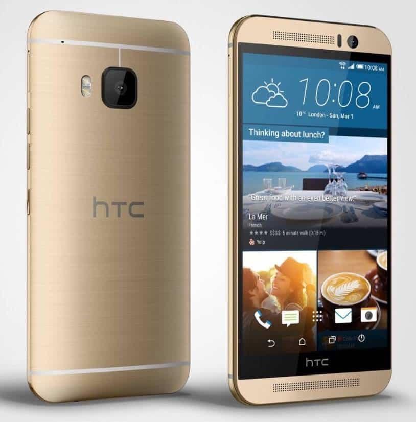 Refurb unlocked HTC M9. $189USD. Ships to Canada