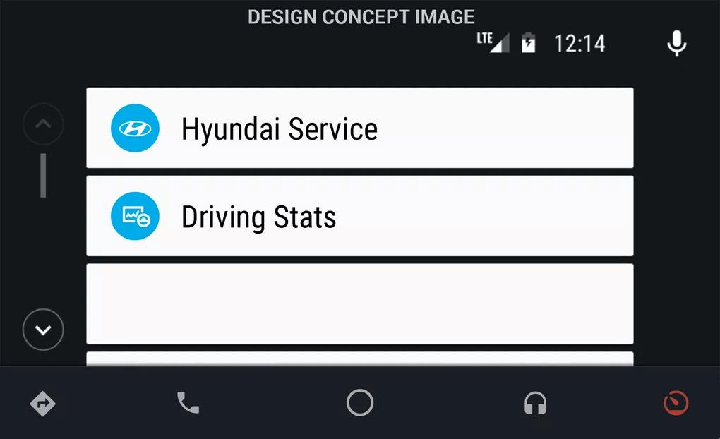 myhyundai android auto 5