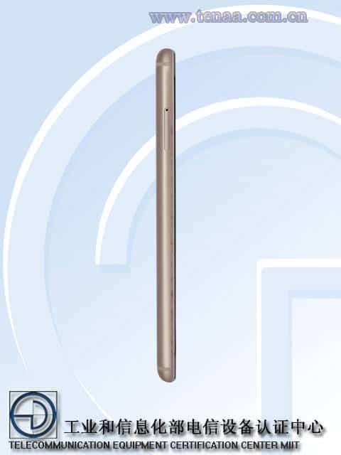 360 N4 metal version TENAA 4