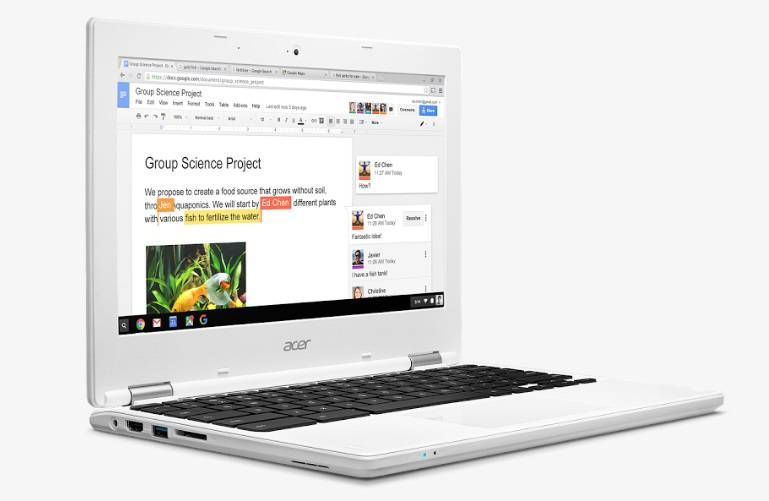 Acer Chromebook 11 2016 02