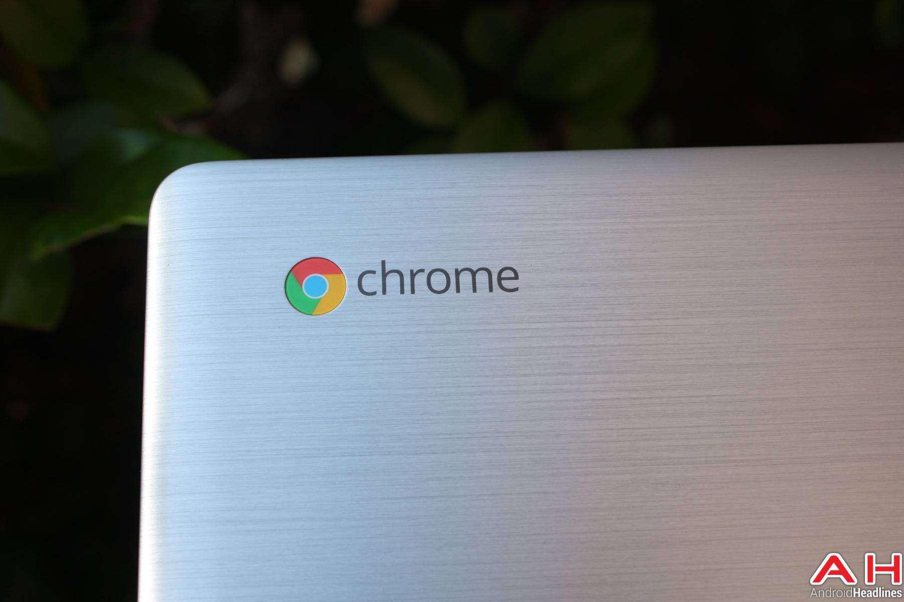 Acer Chromebook 14 Chrome Logo AH-16