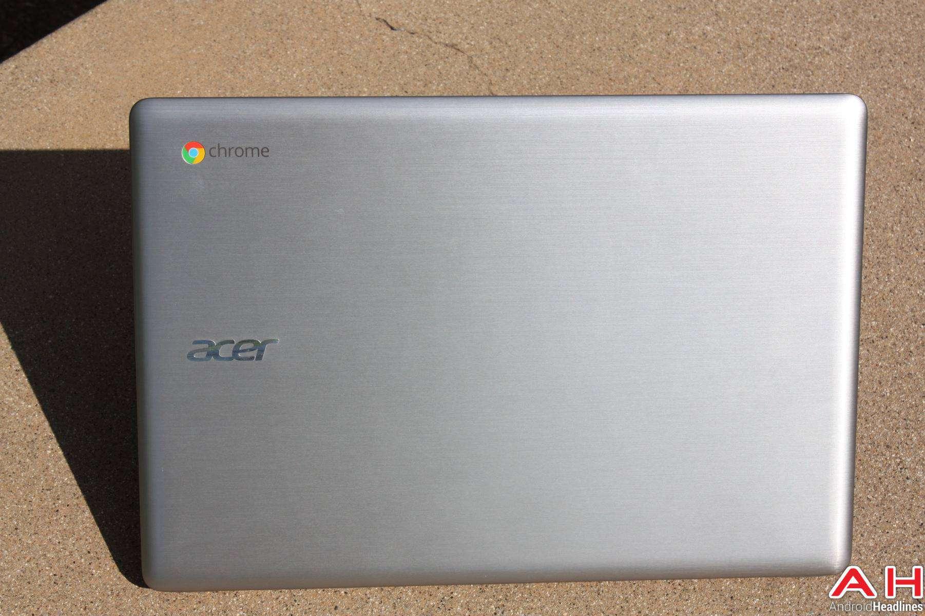 Acer Chromebook 14 Front tAH-1
