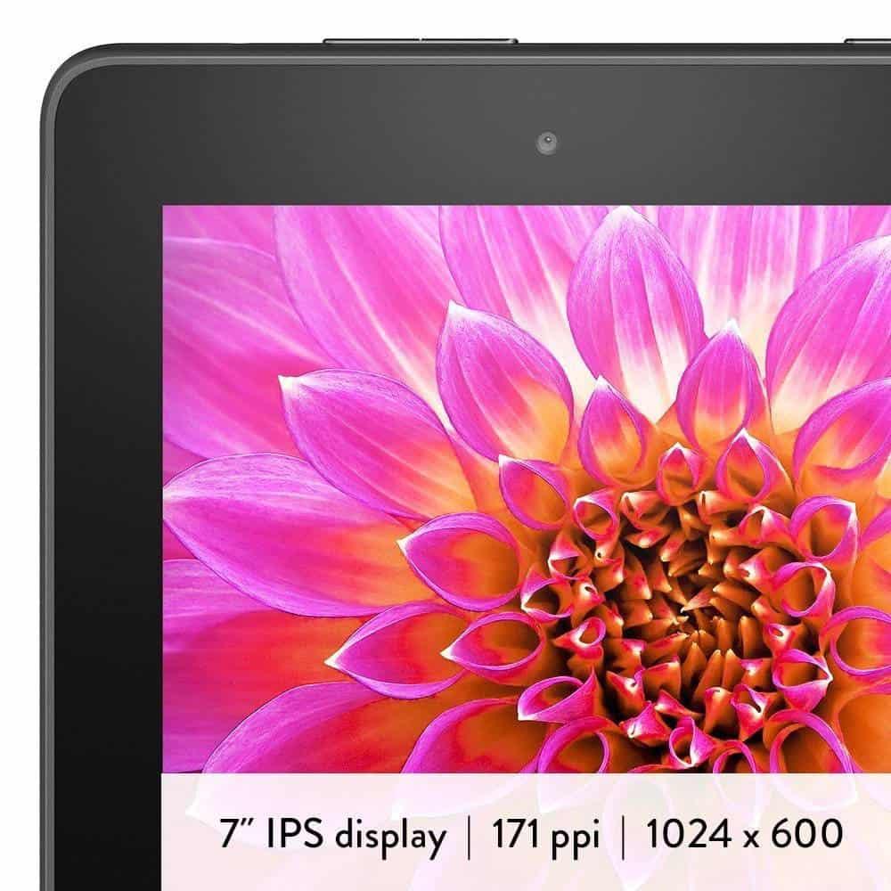 Amazon Fire Tablet 03