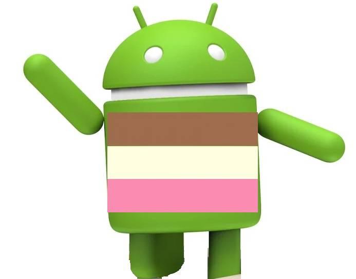 Android Neapolitan