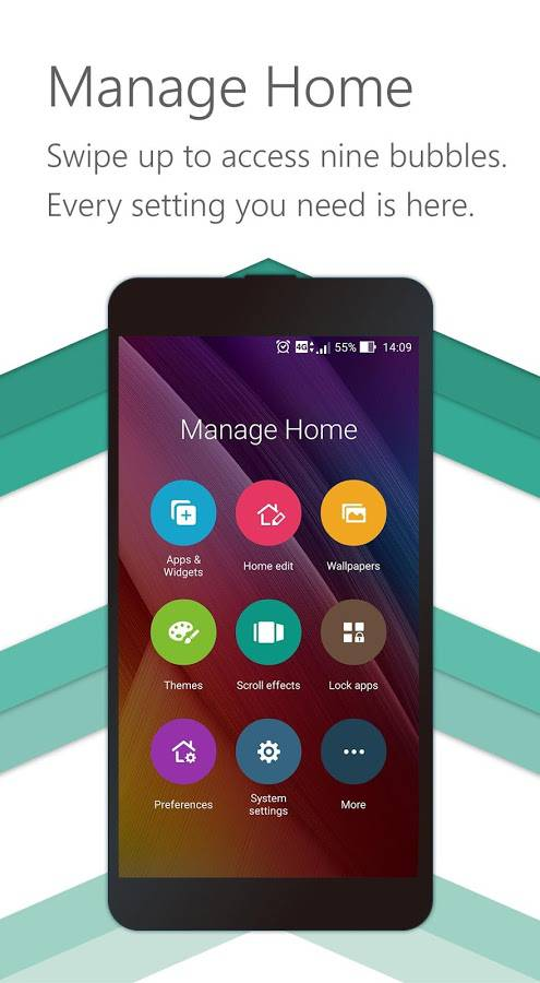 Asus ZenUI Launcher Play Store Image KK (2)