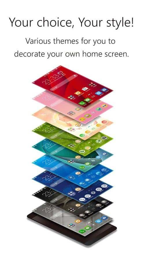 Asus ZenUI Launcher Play Store Image KK 4